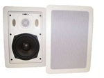 MAS Audio MAS-IW6 6.5 in. Wall Speakers 100 Watts