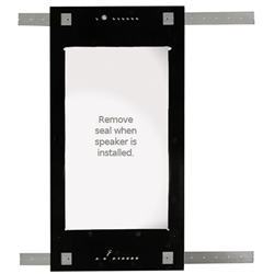 Pre-Con. Bracket (Black) for Frameless or Bezel Models: A-LCRS, PV-LCRS, SE-LCRSf, SE-525LCRSf
