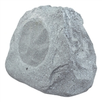 "6"" 2-Way Rock Speaker w/ Titanium Tweeter - Gray"