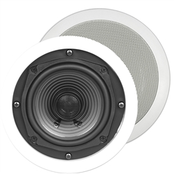 ArchiTech SC502E 5 1/4 in. 2 Way Ceiling Speakers