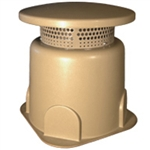 "8"" Outdoor In-Ground DVC Speaker - Desert Sand"