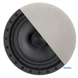 ArchiTech SC820f 8 in. 2 way KEVLAR Ceiling Speakers