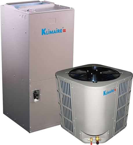 Klimaire Central Air Conditioners Heat Pumps Gas Furnace Packaged A C Deals Online Sales