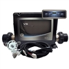 Control System, Balboa, VS501, w/Lite Duplex LCD Topside (Pump & Blower or 2 Pumps)