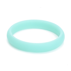Juniorbeads Skinny Charles Jr. Bangle (Glow in the Dark) - Spearmint (Pack of 3)