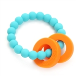Chewbeads 100% Silicone Mulberry Teether