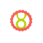 Chewbeads Baby Zodies Teether Refill - Taurus Pink (Pack of 2)