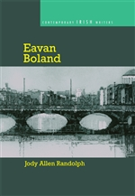 Eavan boland is a contemporary Irish writer and poet