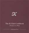 The K Club Cookbook