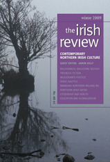 The Irish Review Issues 40-41