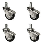 Premium Furniture Casters