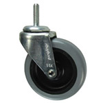 Polyurethane Tread Threaded Stem Caster