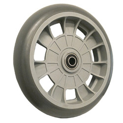 10 Inch Offset Hub Hand Truck Wheels