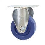 "3"" Rigid Caster with Polyurethane Wheel"
