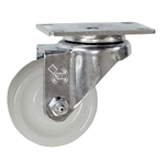 "3""  Swivel Caster with Solid Nylon Wheel"