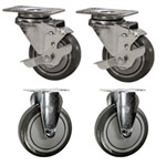 Heavy Duty Rubbermaid Cart Casters