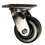 4 Inch Swivel Caster with Phenolic Wheel