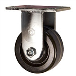 4 Inch Rigid Caster with Phenolic Wheel
