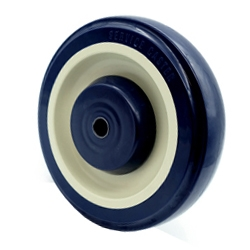 5 Inch Polyurethane Shopping Cart Wheel