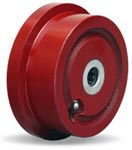 5 inch flanged Wheel