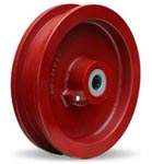 "9-1/4"" inch double flanged Wheel"
