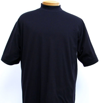 SHORT or LONG SLEEVE COTTON MOCKS (NO LIMIT)