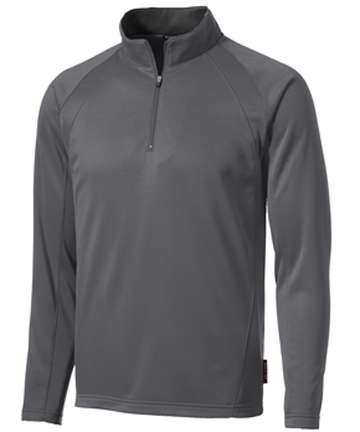 Sport-Wick Fleece 1/4-Zip Pullover-IMPORTED