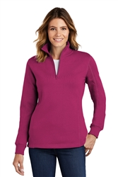 SPORT-TEK 1/4 ZIP SWEAT SHIRT- IMPORTED