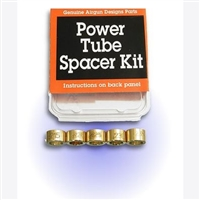 Power Tube Spacer Kit