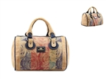 Rose Cork Trunk Bag