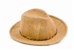 Natural Cork Cowboy Hat