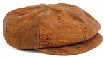 Cork Beret Brown
