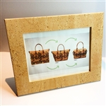 Cork Frame Large Natural