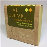 Cork Soap Olive Seed
