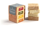 Cork Guest Soaps set of 4x25g