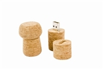Champagne Cork USB 2GB