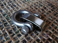 4mm Adjustable Stainless Steel Bow Shackle