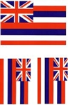 Hawaii Flag Tattoo