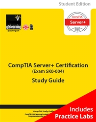 CompTIA Server+ (Exam SK0-004) Student Edition eBook + Online Practice Labs