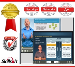 CompTIA A+, Network+ , Security+ Bundle: Complete eLearning Courseware, Practice Exam, and Live Mentoring