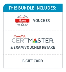Save 39% on the CompTIA Linux+ Premier Bundle
