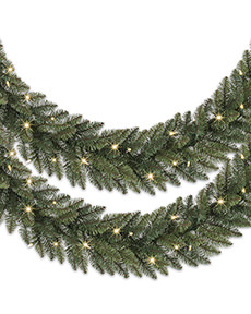 Balsam Spruce Garland - 2 pack <span>|9'|10"