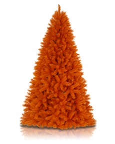 The 100% Orange Christmas Tree <span>|6'|Full 42"