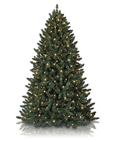 Balsam Spruce Artificial Christmas Tree #Balsam #ChristmasTree