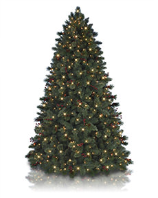 Treetopia - Biltmore Pine Artificial Christmas Tree #Biltmore #ChristmasTree