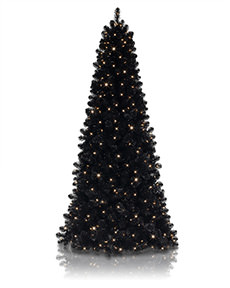 Treetopia Basics - Black Tree <span>|4'|Slim 24"