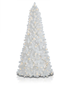 Treetopia Basics - White Tree #WhiteChristmasTree