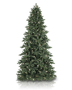 Boulder Blue Spruce Artificial Christmas Tree