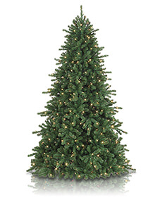 California Douglas Fir Artificial Christmas Tree