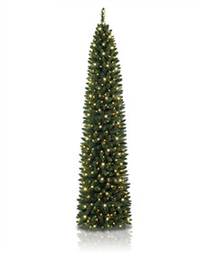 No. 2 Pencil Christmas Tree <span>|9' 24"